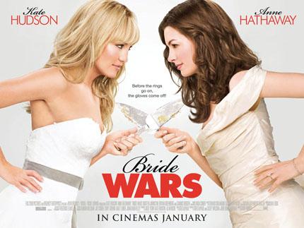 「Bride Wars(邦題:ブライダル・ウォーズ)」