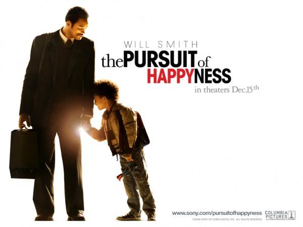 「The Pursuit of Happyness(幸せのちから)」