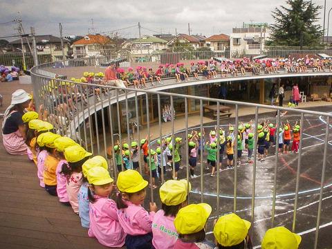 Takaharu Tezuka:  The best kindergarten you've ever seen