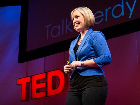 Melissa Marshall: Talk nerdy to me