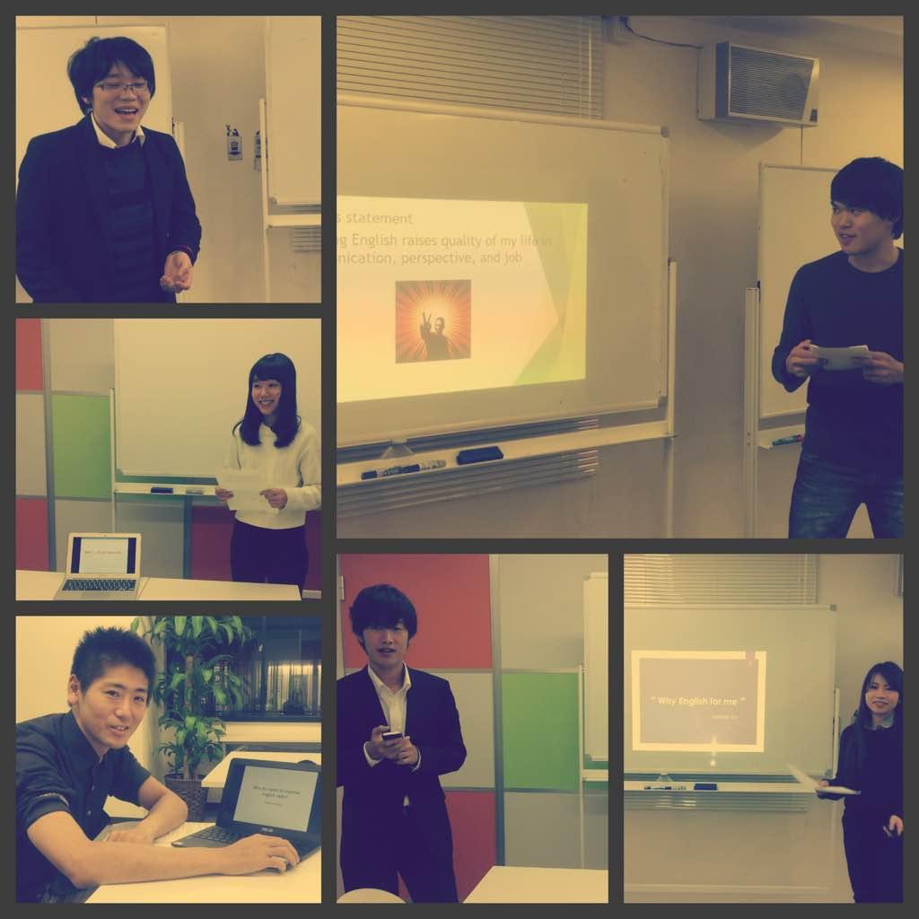 半年間の英語コース終了!ありがとうございました!~TOEICとTED Talkと学生と~