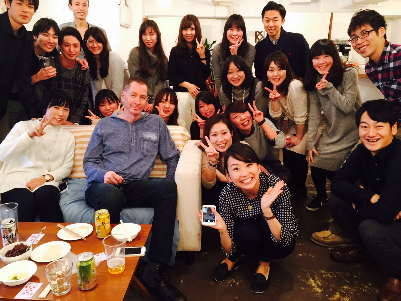 New Year Party 2016はpictionaryとごちそうと楽しい仲間で、一気に英語モード!