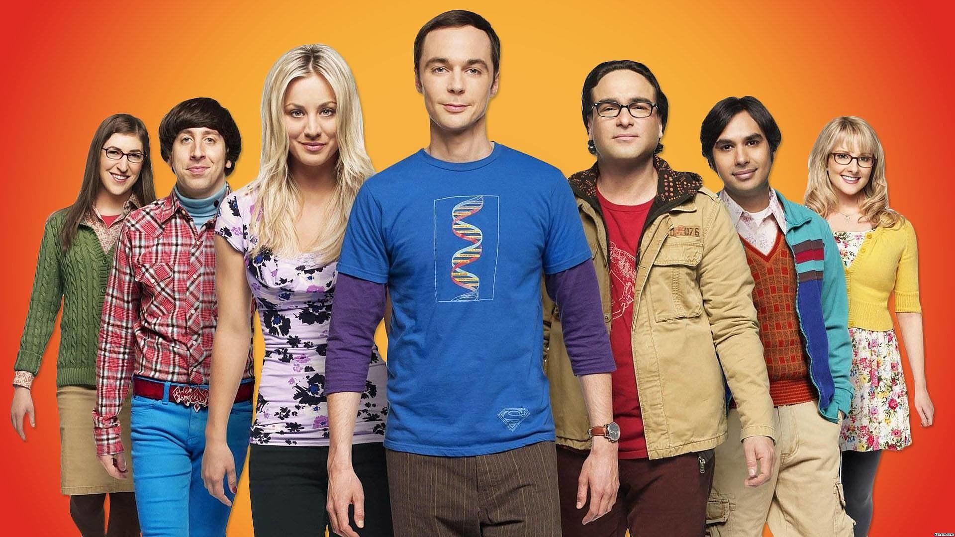 The Big Bang Theory(ビッグバンセオリー)のキャラクター紹介&解説!